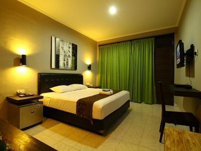 Amazing Kuta Hotel Bali - Kamar Tamu