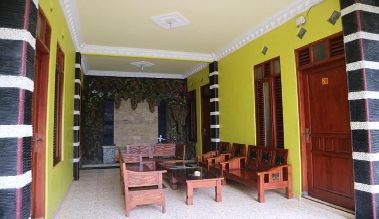 Hotel Kartika Bandungan Semarang - Interior