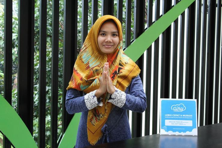 Airy Baranangsiang Riau 39 Bogor - Reception