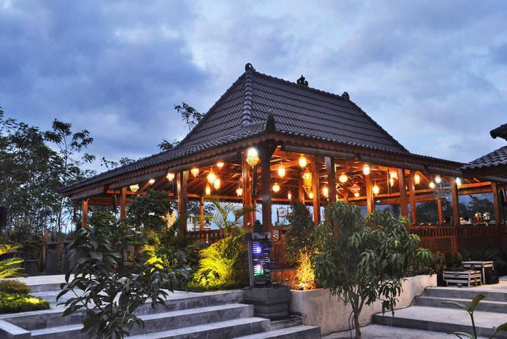 Puri Cempaka Guesthouse Yogyakarta - View