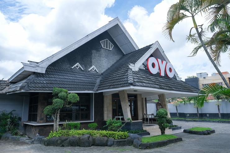 OYO 461 Hotel Madukoro Yogyakarta - Facade