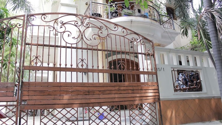 Chrysant Home Jakarta - Facade