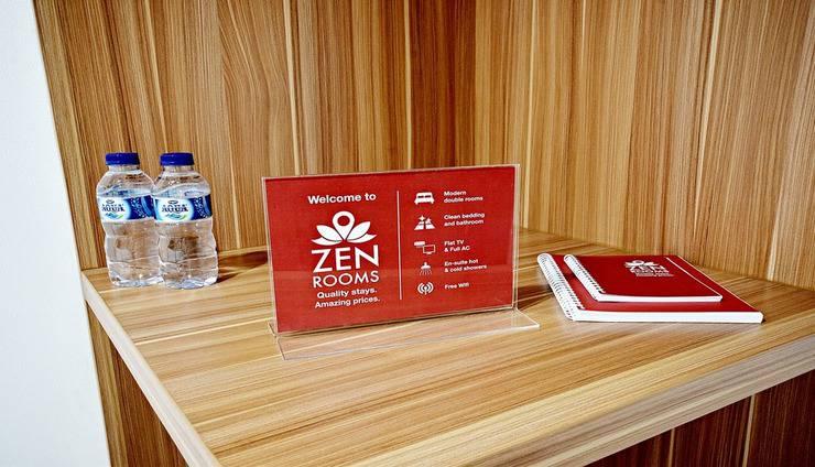 ZEN Rooms Green Apple Tanah Abang - Perlengkapan ZEN