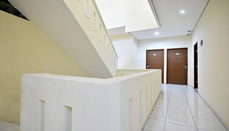 ZEN Rooms Green Apple Tanah Abang - Koridor