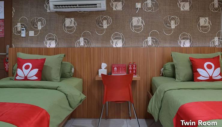 ZEN Rooms Green Apple Tanah Abang - Twin Room