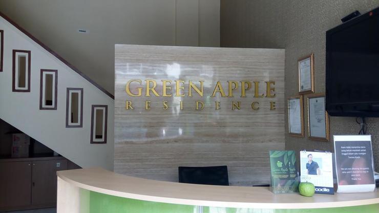 Green Apple Residence Tanah Abang - Interior