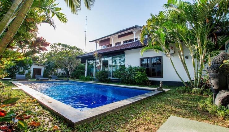 Villa Palm Bali - Pool