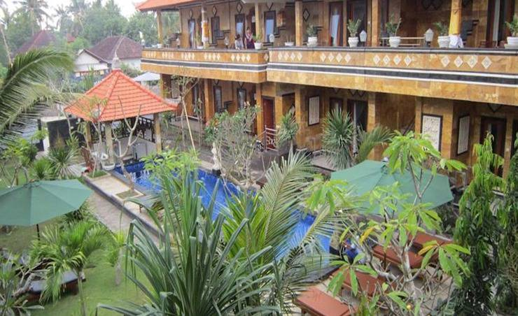 Nitya Homestay Bali - Eksterior