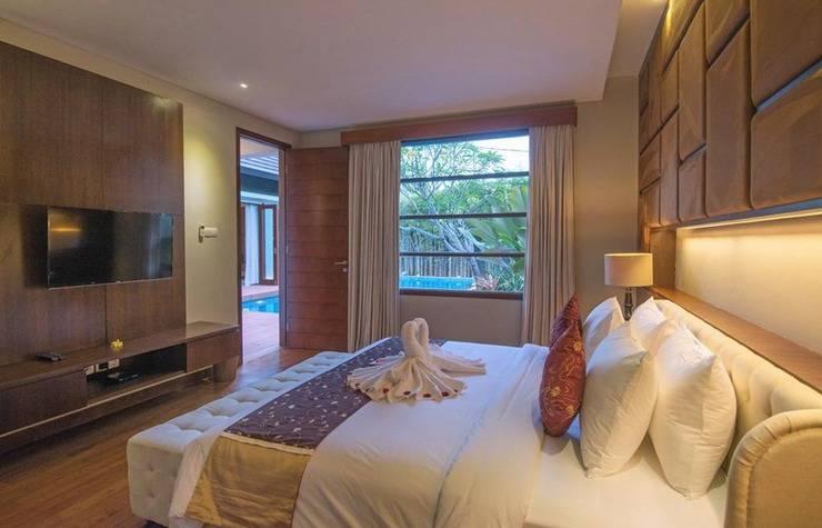 Entrada Seminyak Villa By Nagisa Bali Bali - Room