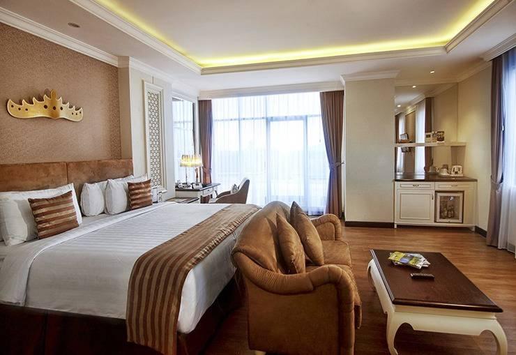Swiss-Belhotel Lampung - Kamar Deluxe Suite