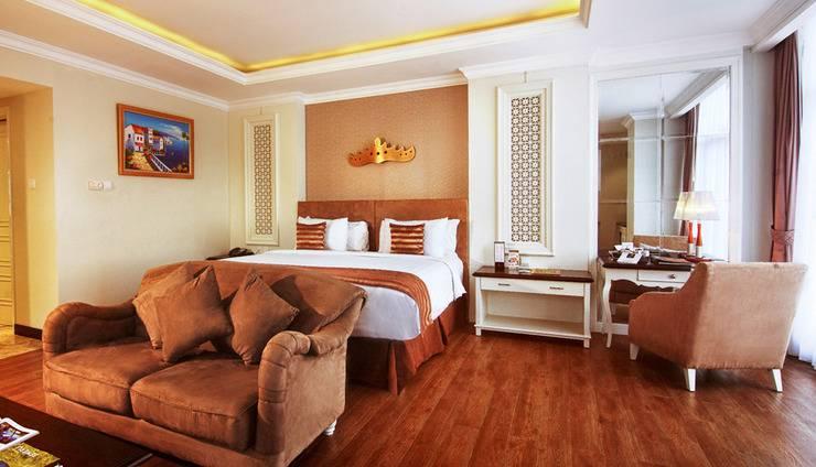 Swiss-Belhotel Lampung - Executive Suite (48 m²)