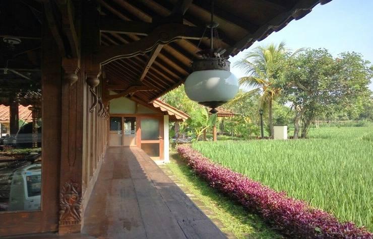 Java Village Resort Yogyakarta - Exterior