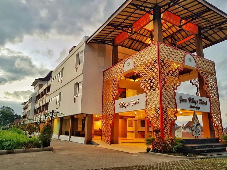 Java Village Resort Yogyakarta - Main Building