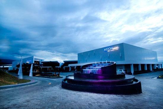Aston Luwuk Hotel Banggai - Tampilan Luar