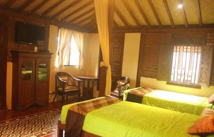 Ndalem Joglo Hinggil Private Villa Yogyakarta - Room