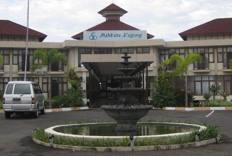 Mahkota Kayong Hotel Sukadana Kayong Utara - Exterior