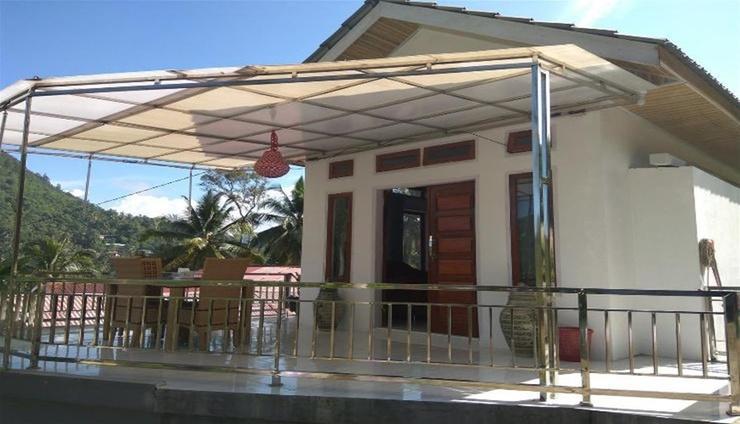 OMA Homestay Sawahlunto - exterior