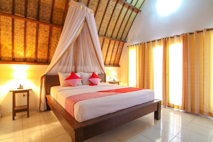 OYO 1135 Dwi Inn Lombok - Bedroom
