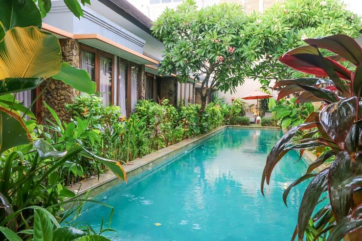 OYO 2316 The Light Bali Villas Bali - Pool