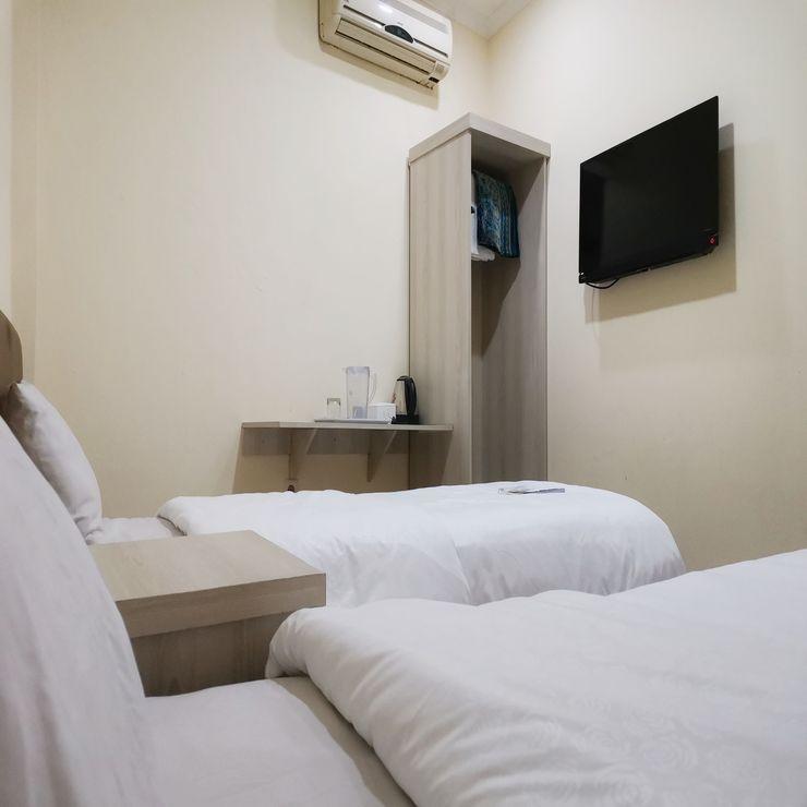 Nusalink Near Tanah Abang Eco 1 Jakarta - Bedroom