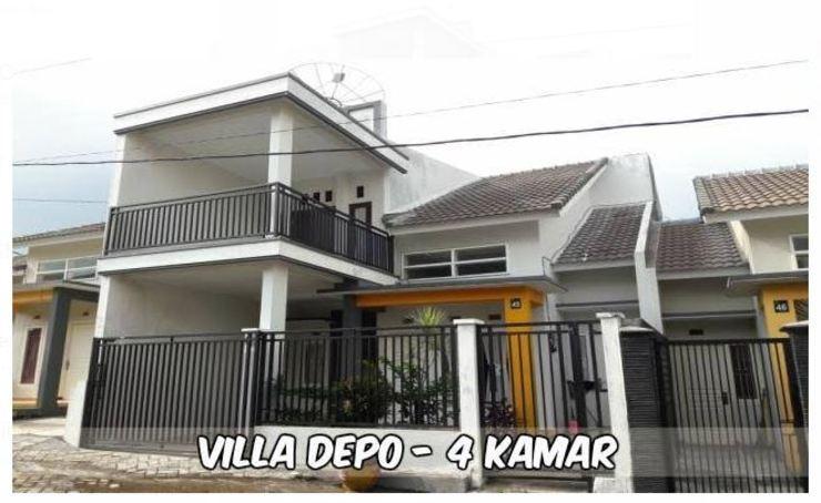 Villa Istana Malang - Exterior