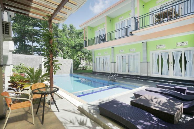 OYO 474 Tirai Bambu Jimbaran Bali - Pool