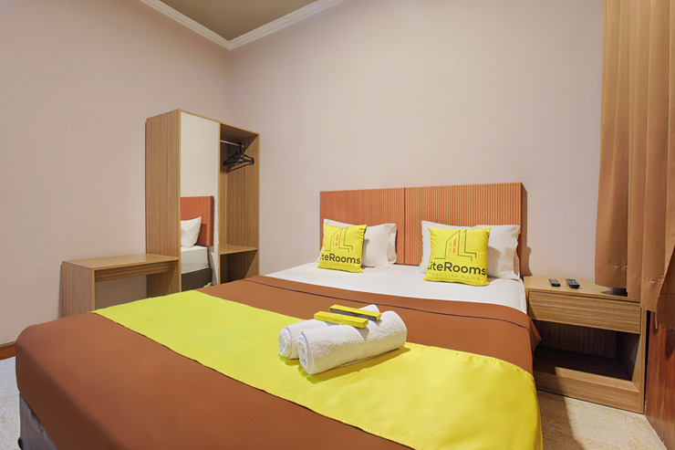Literooms Minijack Megamendung Puncak Bogor - Bed Room