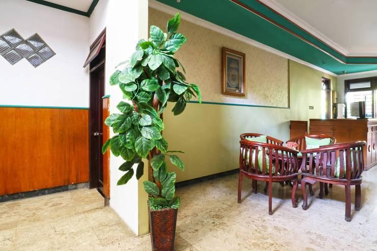 Hotel Shabine Surabaya - lobi