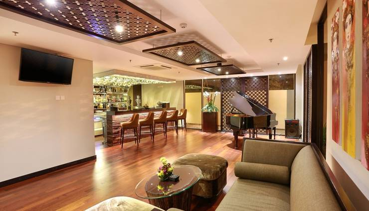 Bali Nusa Dua Hotel Bali - Lobby Lounge