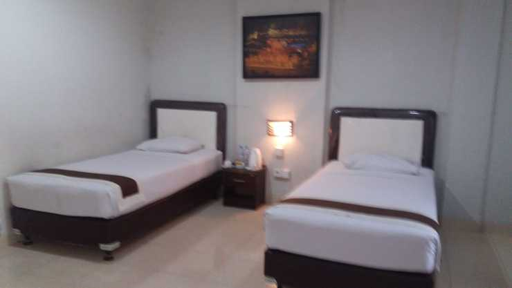 Planters Guest House Yogyakarta - Guest Room