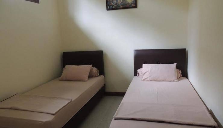 Villa Tjokro Bogor - Kamar