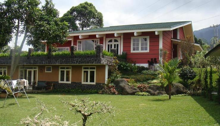 Villa Tjokro Bogor - Eksterior