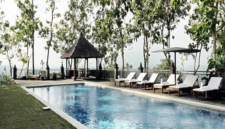 Plataran Borobudur Magelang - Main Pool