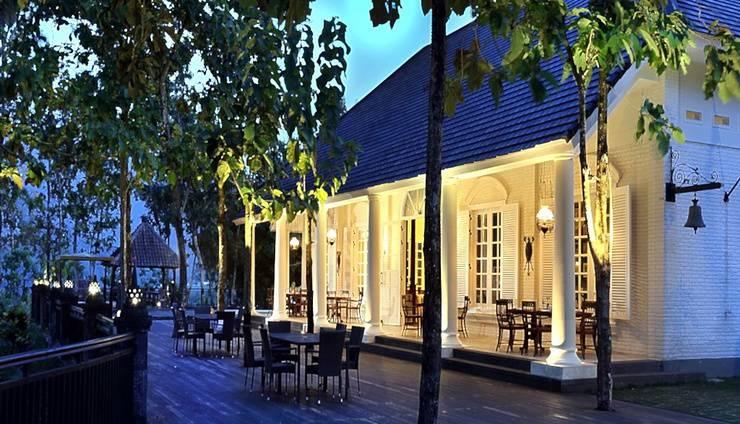 Plataran Borobudur Magelang - Patio Restaurant