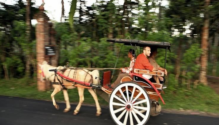 Plataran Borobudur Magelang - Carriage