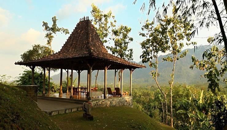 Plataran Borobudur Magelang - Putri Dewi