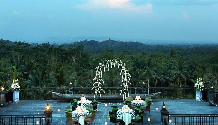 Plataran Borobudur Magelang - Wedding Venue