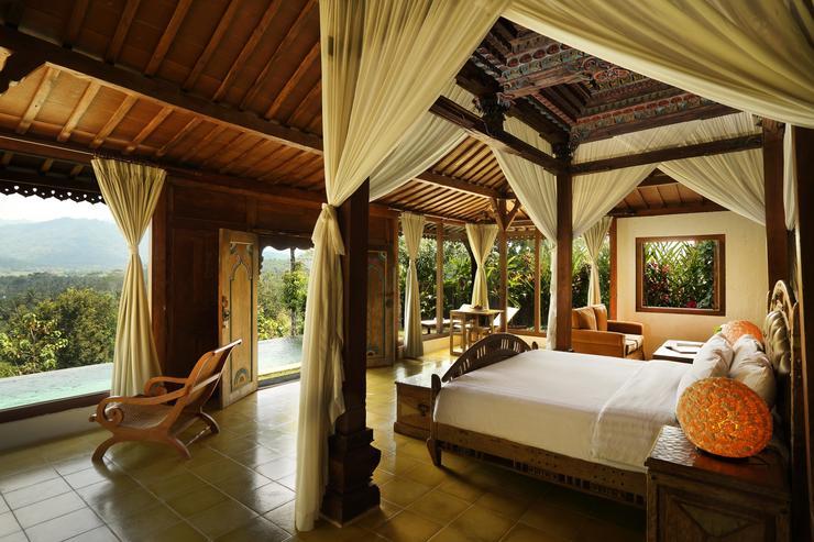 Plataran Borobudur Magelang - Executive Pool Villa