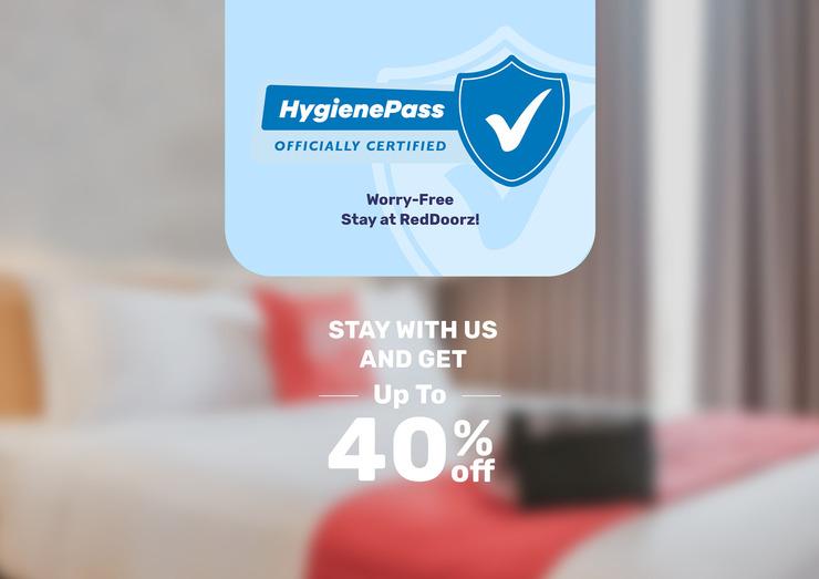 RedDoorz Premium near RS Pondok Indah La Maison Jakarta - Hygiene
