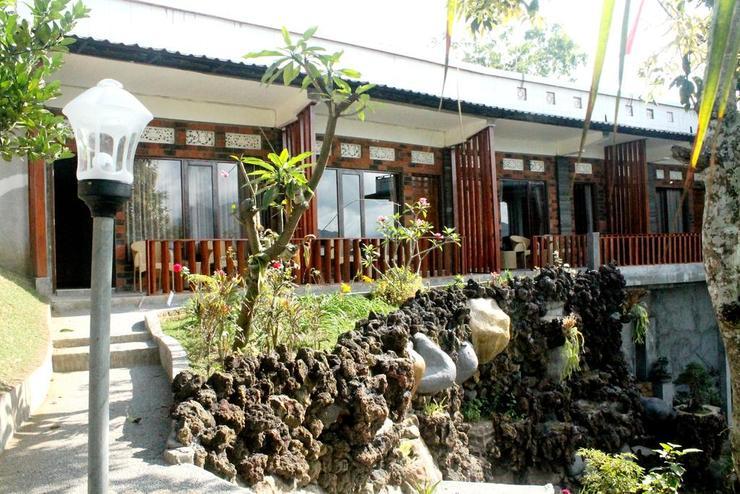 Caldera Hotel & Restaurant Bali - Facade