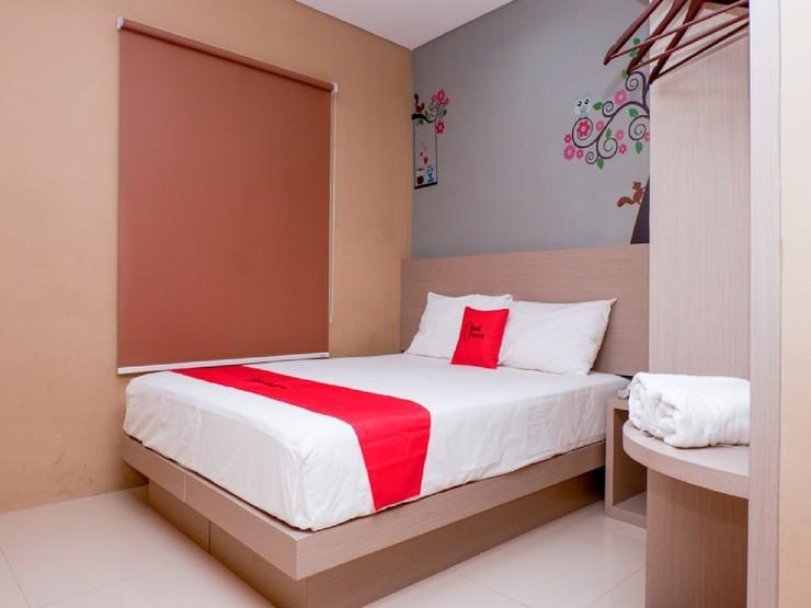 RedDoorz near Java Supermall Semarang Semarang - Guestroom