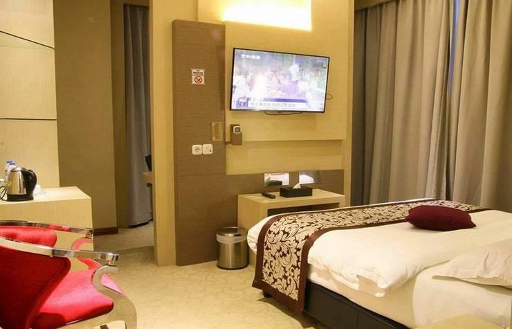 Batam City Hotel Batam - Kamar Deluxe
