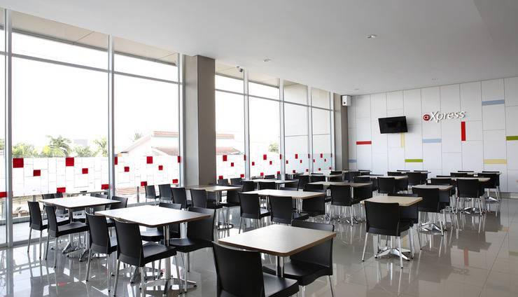 Amaris Hotel Palembang - Restoran @Xpress