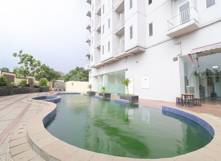 Sultan Premiere EPAS Tangerang Selatan - Swimming Pool