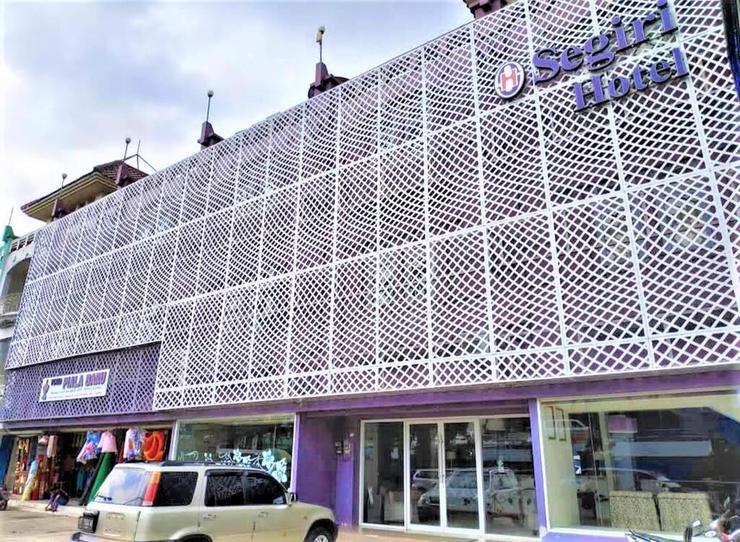 Hotel Segiri Samarinda - Exterior