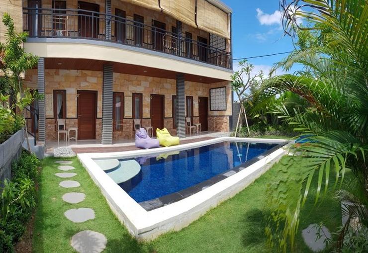 Sun Homestay Canggu Bali - Pool
