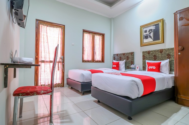 OYO 1670 Likko Inn Bali - Bedroom
