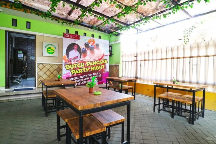 Pondok Backpacker Hostel Malang - Appearance