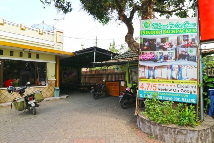 Pondok Backpacker Hostel Malang - Facilities