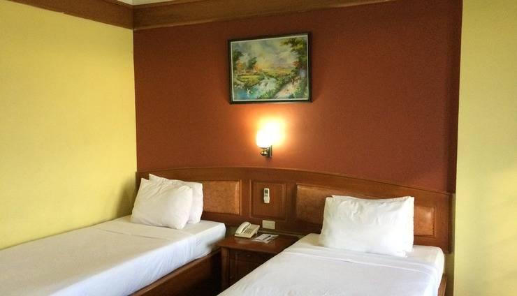 Athaya Hotel & Restaurant Kendari - Kamar tamu